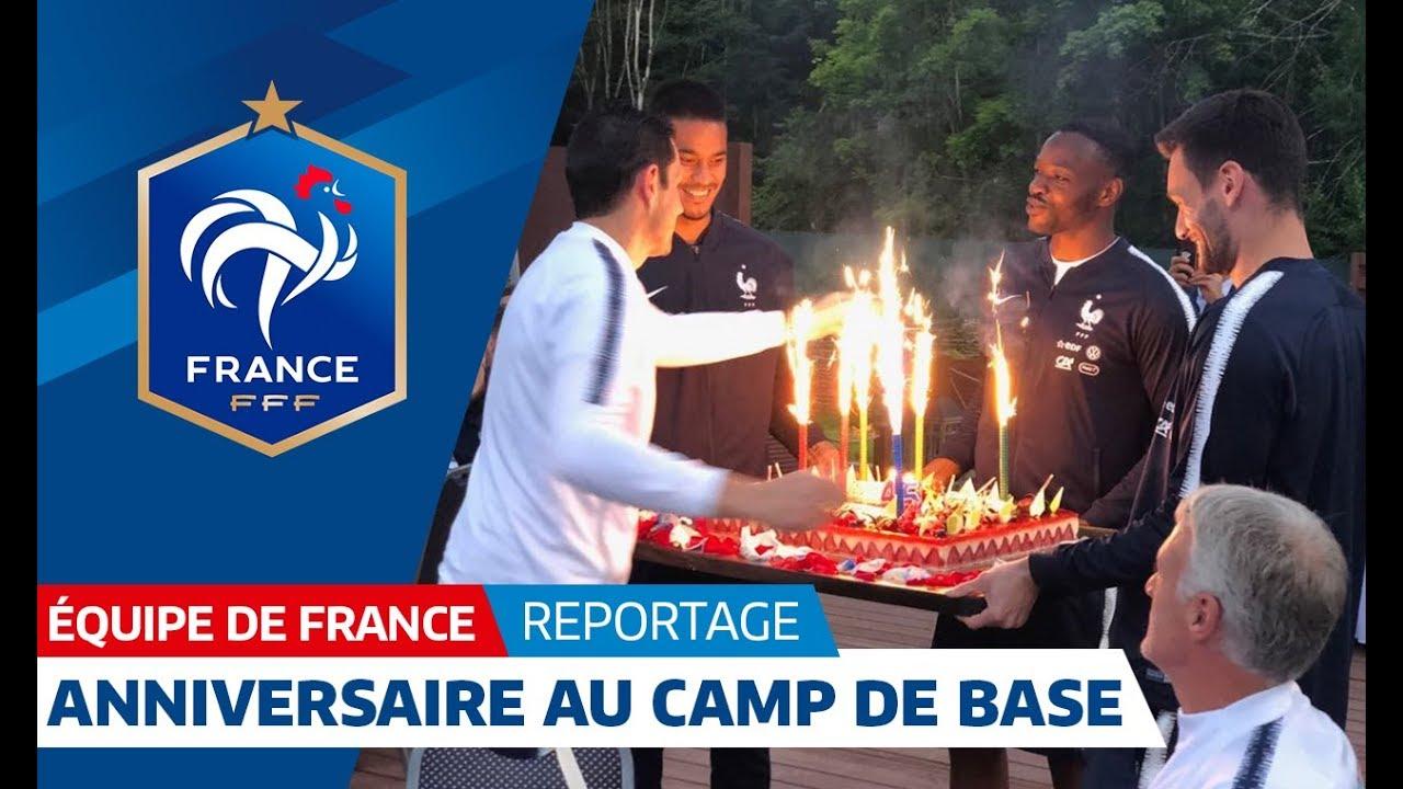 Equipe de France : 45 bougies et 1 message avant la finale I FFF 2018