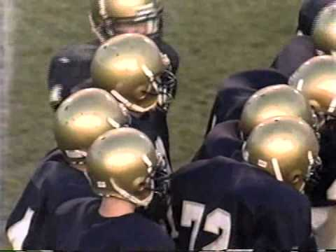 Skyline High School  vs Fremont Utah Football 1995 State TV