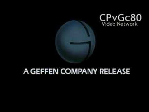 Geffen company release youtube for Geffen pictures