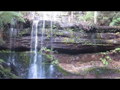 Russell Falls - Mt Field National Park, Tasmania