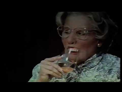 Mrs. Doubtfire - Mammo per sempre (1993) Trailer italiano