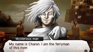 Shin Megami Tensei 4 - Game Over Cutscene