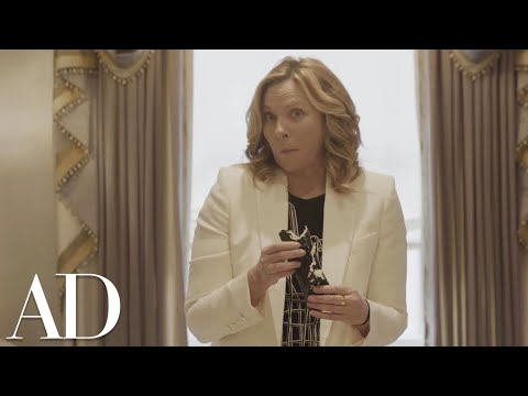 Kim Cattrall Attempts to Make Sushi | Architectural Digest thumbnail