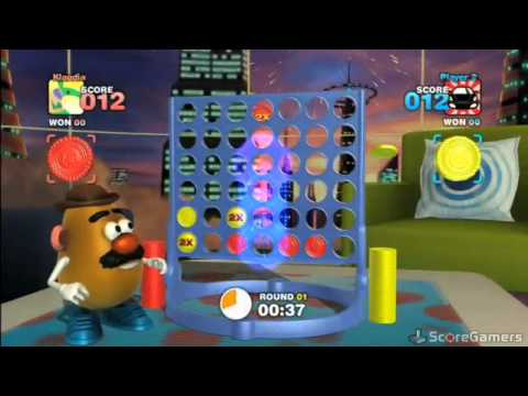 Hasbro Family Game Night Wii Trailer