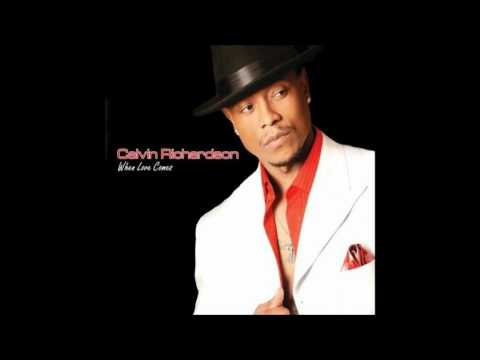 Calvin Richardson - Holla At You