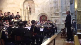 Señor de Pasión - Concierto AM Cristo Yacente - Iglesia de San Esteban