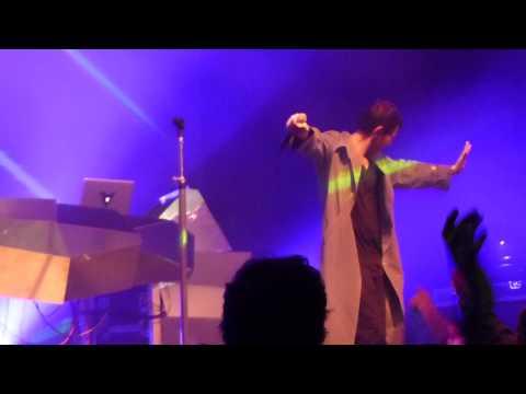 Jamie Lidell - Big Love - live in Zurich @ m4music Festival 22.3.2013
