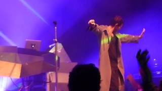 Jamie Lidell - Big Love - live in Zurich @ m4music Festival 22.3.2013
