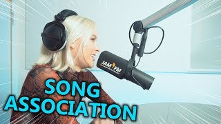 Zara Larsson - Song Association ⚡ JAM FM