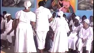 sorel fenelon haitian vodou sosyete negre pa jambe bon houngan  leve kanzo 7-24-12