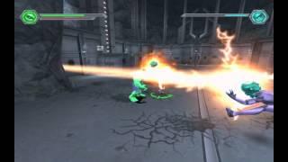 Прохождение игры The Hulk - часть 29