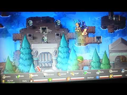 Show Casing Thors Hammer Epic Battle Fantasy 5 Secret Treasure Area 3