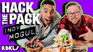 LEGO HACK THE PACK Challenge (w/ Indy Mogul) - REBRICKULOUS