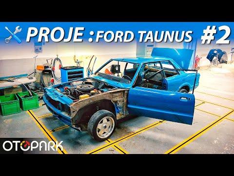 Proje: Ford Taunus | Bölüm #2 | Söküyoruz ! [English Subtitled]