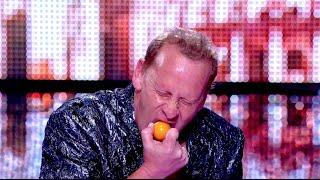 Stevie Starr - France's Got Talent 2014 audition - Week 1