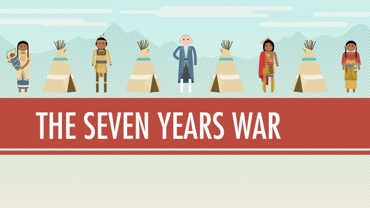the seven years war crash course world history
