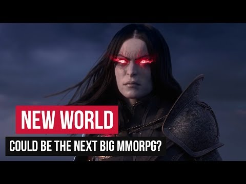 Is New World The Next Big MMORPG?
