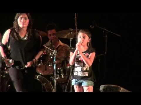AEGIS BAND Live In Phoenix Arizona with Trina Forti Uncut version of Luha