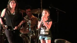 AEGIS BAND Live In Phoenix Arizona with Trina Forti Uncut version of Luha