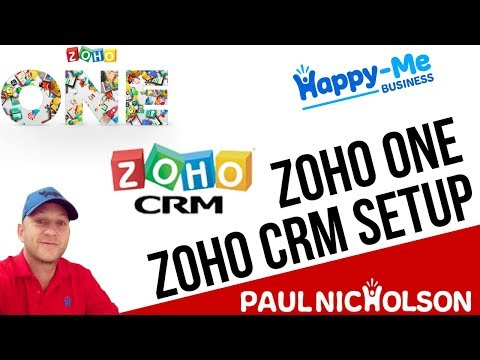 Zoho ONE Training - Zoho CRM Create Button Usage Ideas