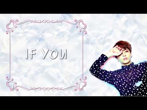 If You [ Karaoke Duet with Jungkook ]