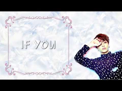 If You [ Karaoke Duet with Jungkook ]
