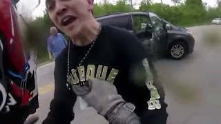 Crazy Angry People Attacking Bikers | EXTREME Rage Moments