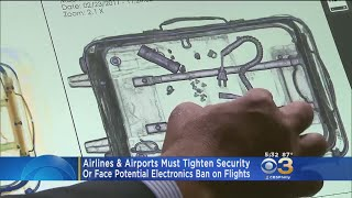 Federal Regulations Force Airlines, Airports To Tighten Security