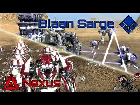 Supreme Commander FAF - Total Mayhem Mod - UEF (Blaan Sarge) Vs Aeon (Nexus)