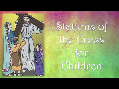 Children's Stations of the Cross