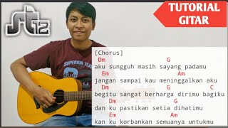 Download Aku Masih Sayang ST12 Tutorial Gitar | Chord ...