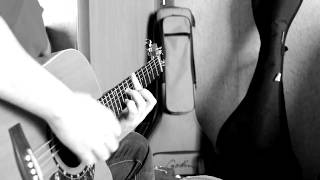 Acoustic guitar solo - K&K Pure XLR Preamp & Pure mini pickup