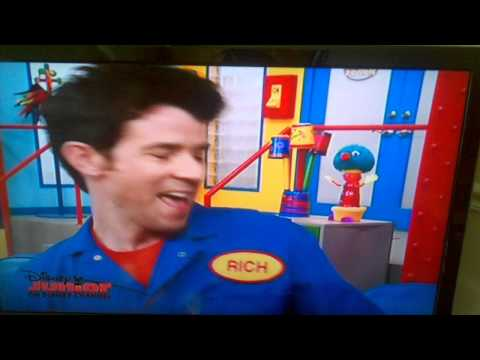 Imagination Movers Last Song- Rich's Lullaby