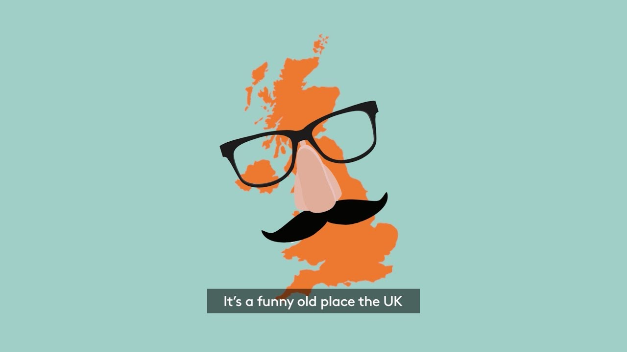 humor british