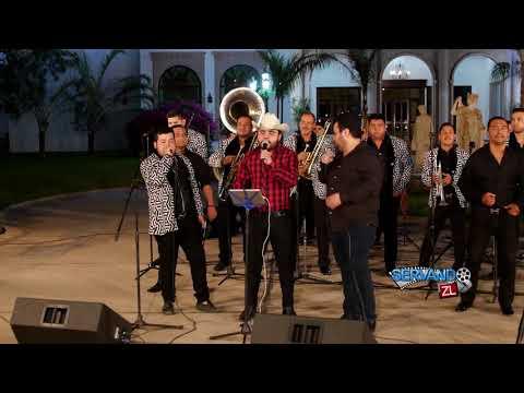 Abelardo Retamoza Ft. El General De Sinaloa Ft. Banda Los Tierra Blanca - El Escape (En Vivo 2018)