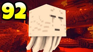 Minecraft PS4 Survival Episode 92  KING OF GHAST! Let's Play Gameplay