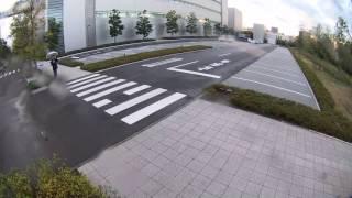 親水コーティングの映像比較動画(VB-H751LE-H)【キヤノン公式】