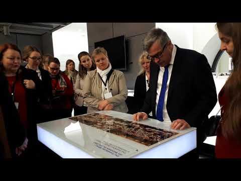 Börse Frankfurt: Der ursprüngliche Handel. Christian Schlegel beim Frauenevent der Tradingmasters