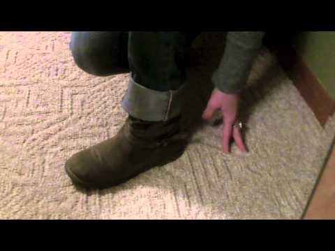How I wear my Rocket Dog boots