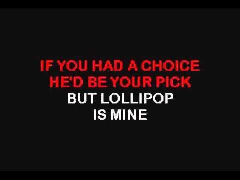 SC7201 05   Chordettes, The   Lollipop [karaoke]