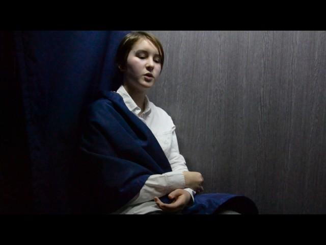 Изображение предпросмотра прочтения – НатальяБеляева читает произведение «Демон» М.Ю.Лермонтова