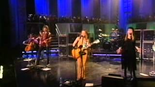 Sheryl Crow Amp Stevie Nicks The Difficult Kind Midnight Rider Take 1 Live 2002 3 4