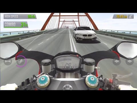 [iPad] Traffic Rider - 6 Motorcycles Road Test