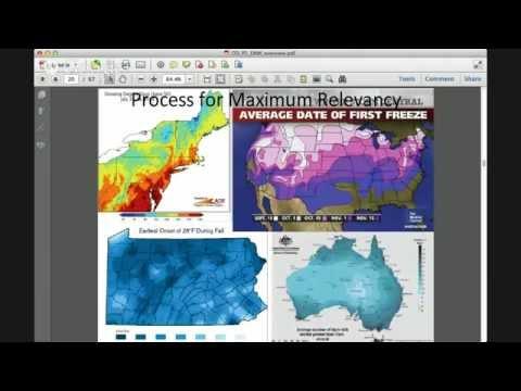 BITC/PHA_10 - Niche Modeling Overview
