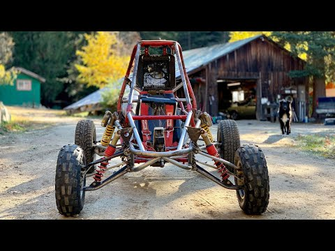 Honda Odyssey Long Travel Build Atv Front Suspension Youtube
