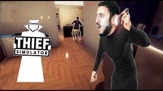 Caught Me Homeowners | Thief Simulator