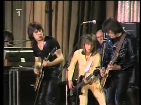 Suzi Quatro live in Praha (Czech rep) 1979 full concert