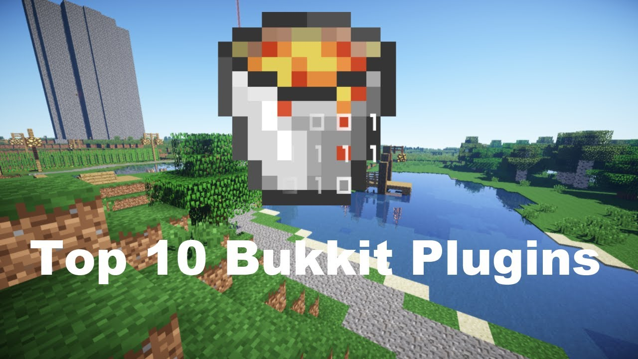 Сервер Bukkit майнкрафт 1.7.10