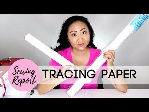 Tracing Paper Vs. Swedish Tracing Paper | Comparison & Review | SEWING REPORT