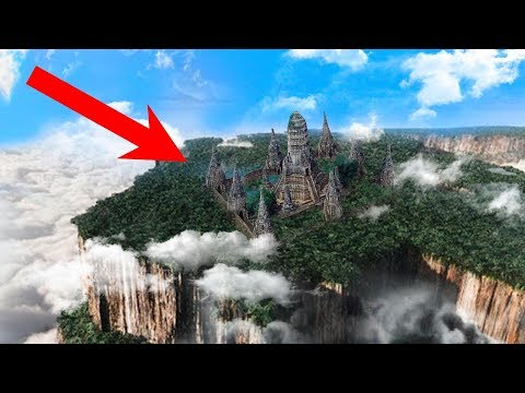 MYSTERIOUS Lost Cities Still Waiting To Be Discovered!